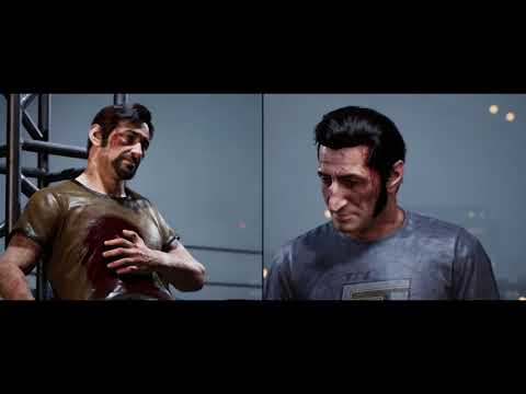 Let's Play A Way Out Gameplay Walkthrough Blind Part 15 - Alternate Ending and Final Thoughts