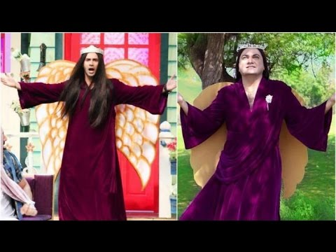 Varun Dhawan as Tahir Shah ,Angel in Kapil Sharma Show E 27,23 July