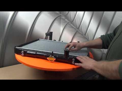 Радиатор на  Портер 1