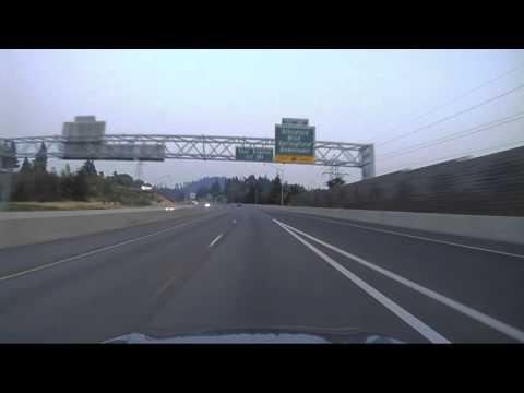 I-5 southbound portland or