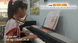 Các bạn nhỏ - Thanh Mẫn (HS organ giải trí với Piano)