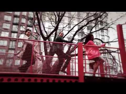 Pharrell Williams - HAPPY (We are from New York City - CUNY) -  #HAPPYDAY