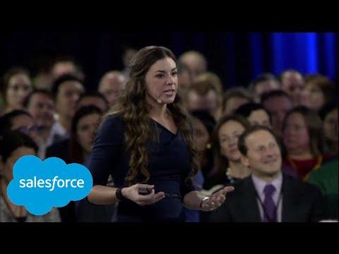 Part 3: Accenture Demo — Salesforce World Tour Boston Keynote 2016