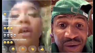 Tommie Confronts Stevie J For Acting Like He Smashed