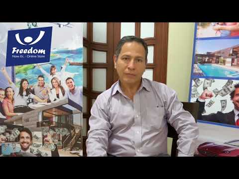 TESTIMONIOS FREEDOM NOW EC GUAYAQUIL DAVID NOROÑA