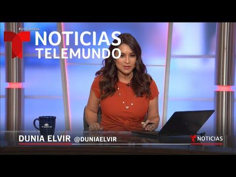 Las Noticias de la mañana, lunes 23 de septiembre de 2019 | Noticias Telemundo