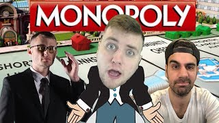 I'M GOING TO OWN EVERY HOUSE EVER! Monopoly with SSundee and Nico!