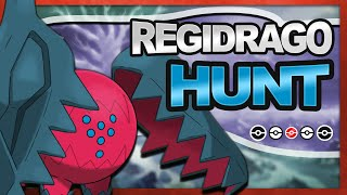 Regidrago Shiny Hunting In the Crown Tundra (3500+ Encounters) - Crown Tundra LIVE DLC