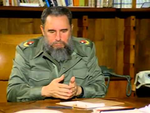 A day with Fidel Castro - Doccie.