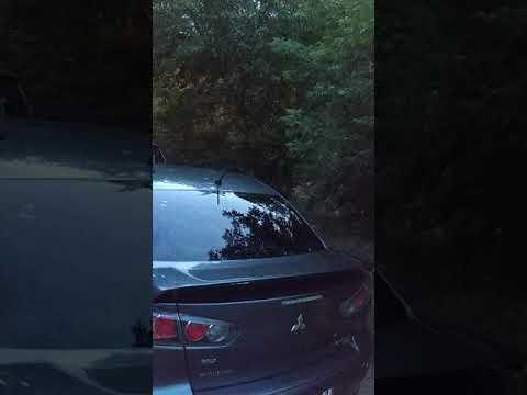 Автооткрытие крышки багажника Лансер 10 - Смешные видео приколы