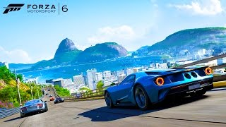 Forza 6 Motorsport Gameplay 1080P Livestream - XBOX ONE Forza 6 Motorsport Races & Cars Walkthrough