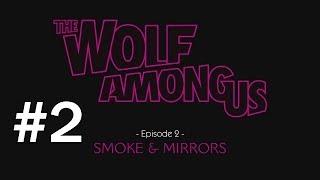 ◀The Wolf Among Us Episode 2 Gameplay Walkthrough Part 2 - INTERROGATING TWEEDLEDEE