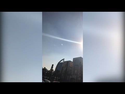 Ballistic missile intercepted over Riyadh by Saudi defence forces
