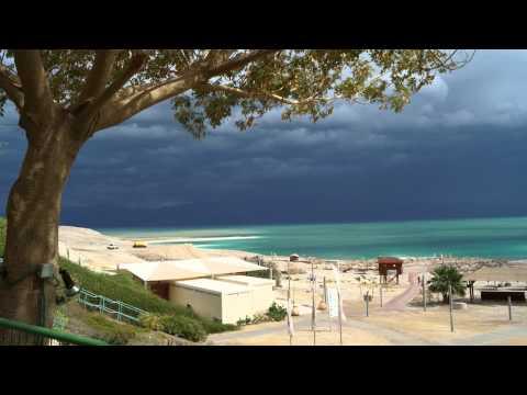 Dead Sea and Oasis En Gedi