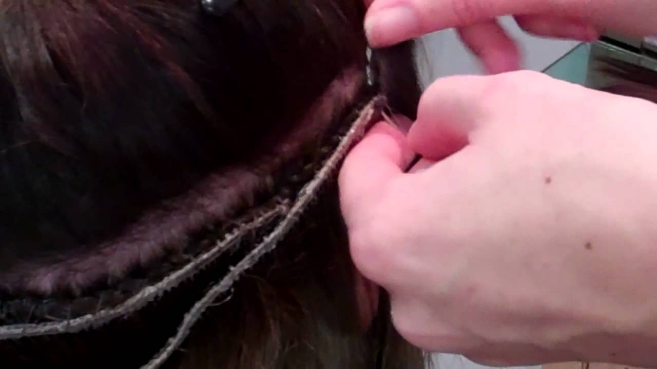 Hair Extensions Hand Weaved Russian Wefts Jibe Carlisle Leanne