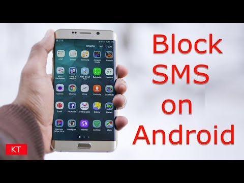 How To Block Sms On Android If You Don't Have Inbuilt Function To Do So