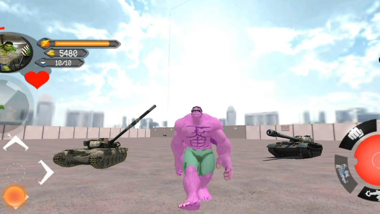 Incredible Monster Hero Prison Escape | New Monster Jail Break - Best Android GamePlay