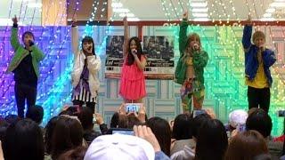 男女混成5人組パフォーマンスグループ。 lol-エルオーエル- 2017年04月0...
