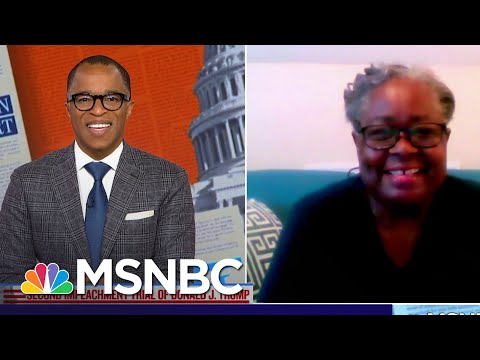 Capehart's Aunt Gloria Gives Her Viral Take On Trump's Second Impeachment Acquittal   MSNBC
