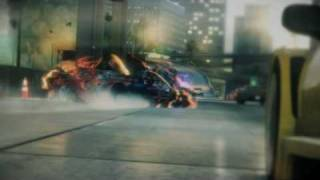 BLUR OFFICIAL TRAILER --- Release: 25.01.2010   XBOX 360 - PS3