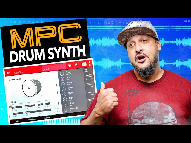 Akai's Drum Synth Plugin is HERE! Is it ANY GOOD??? | Akai MPC One/Live 2/X 2.9 Update
