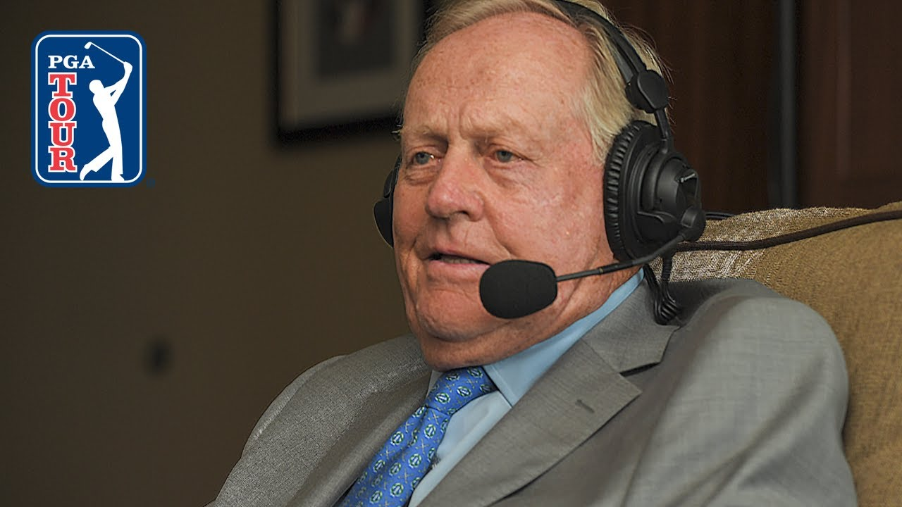 Jack Nicklaus says he tested positive for coronavirus