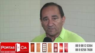 Valdo Lemos fala do processo de tratamento da Água com a chegada das chuvas