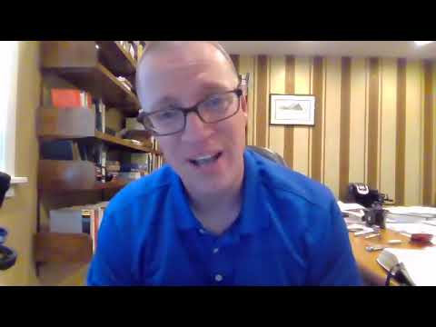 Video for Mid Week Devotional – Shaving, The Church, and This Pandemic – Pastor Doug Hinton