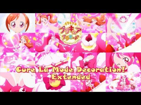 Cure La Mode Decoration! - Kira Kira Precure A La Mode Music Extended