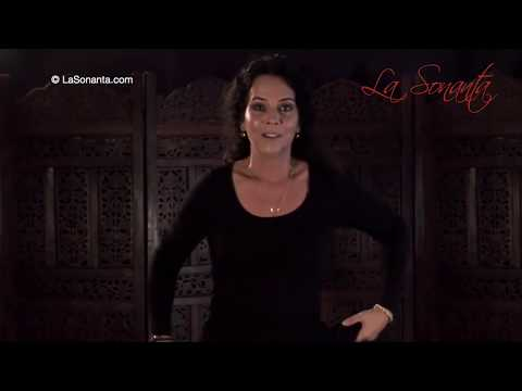 Flamenco dance lesson 1 Zapateado por tango