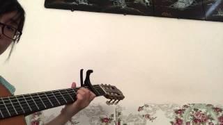 Bonjour vietnam- guitar solo