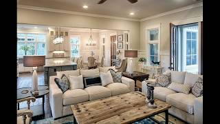 70 Amazing Rustic Farmhouse Style Living Room Design Ideas