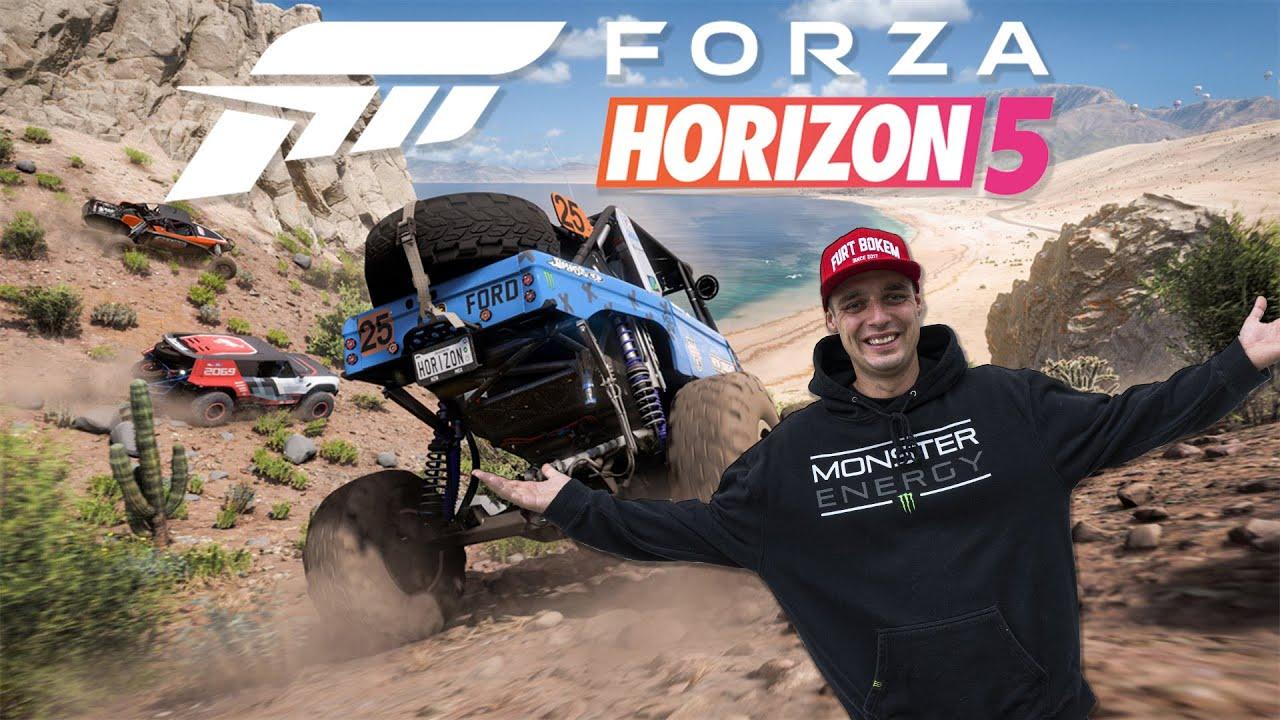 Nová Forza Horizon 5 | Trailer + Gameplay | Gaming boy #forzahorizon5