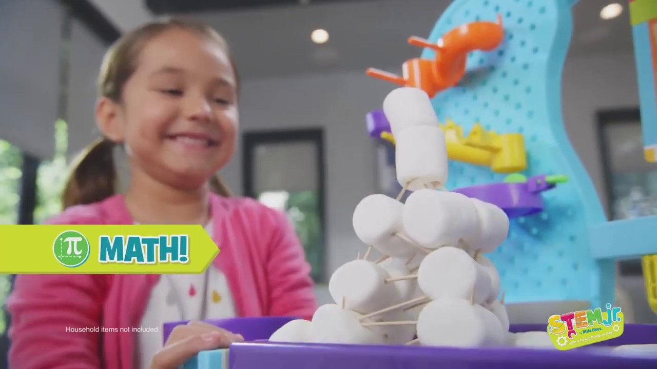 a6b25316d7 STEM Jr by Little Tikes Wonder Lab Interactive Experiments for Kids!! 30  Commercial