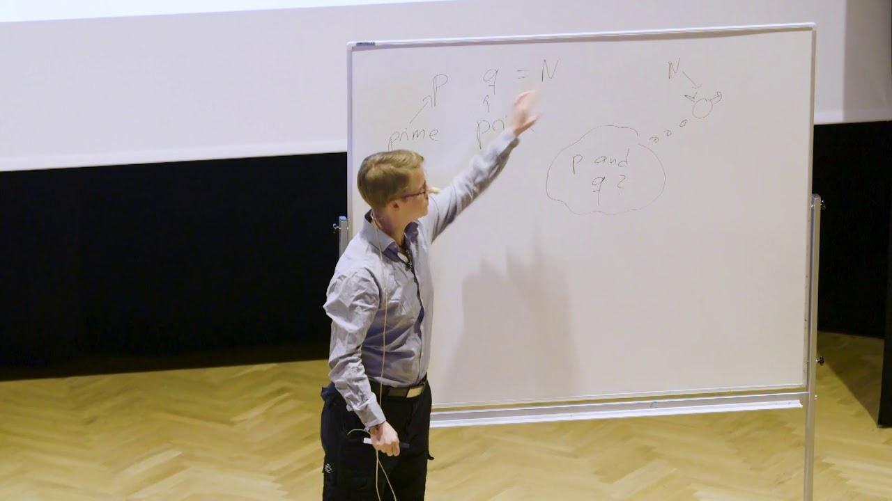 HAIC Talk: Hard problems for Cryptography - with Chris Brzuska