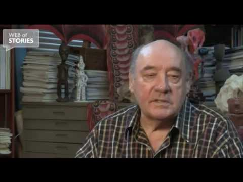 """The Naked Ape"" is a bestseller! - Desmond Morris [video]"
