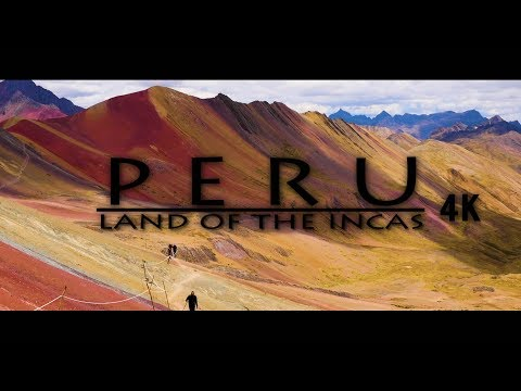 HERE'S WHY YOU NEED TO VISIT PERU! 4K
