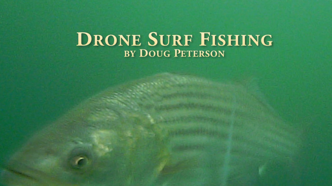 Drone Surf Fishing Attempt 2 Youtube