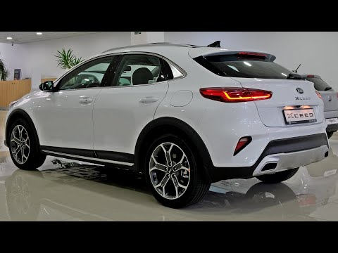 2021 Kia XCEED - Exterior and interior Details (Nice Crossover)
