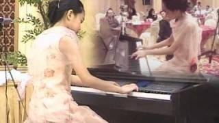 PIANO RECITAL SHERI ANNE ROLDAN 2008  - DAHIL SA ISANG BULAKLAK - LEOPOLDO SILOS