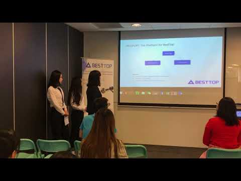 Career Exploration Programme (2018 Winter) Group 3 Presentation
