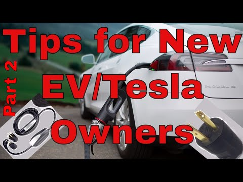 Tips & Hints for Beginner EV Owner Part 2 of 4   Electric Vehicle