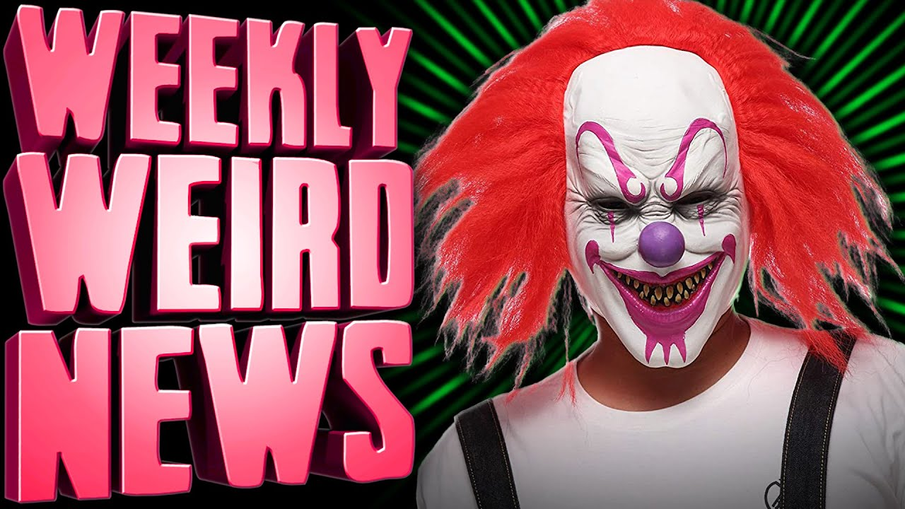 Download Creepy Clowns are BACK? - Weekly Weird News