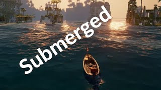 Submerged! game show case!