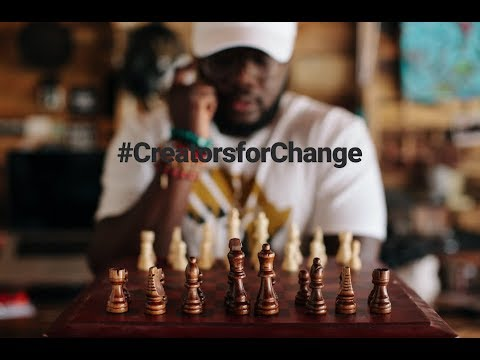 Do you fear black men? #CreatorsForChange