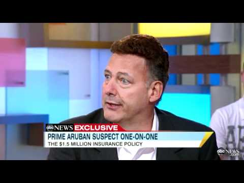 Gary Giordano Interview on 'GMA': Answers Questions on Aruba Alibi,  Insurance Policy