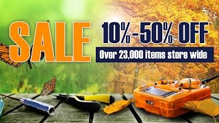 Change of Season Sale - Hobbyking
