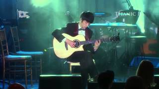 Guitar - Titanic Romantic - SUNGHA JUNG LIVE New York