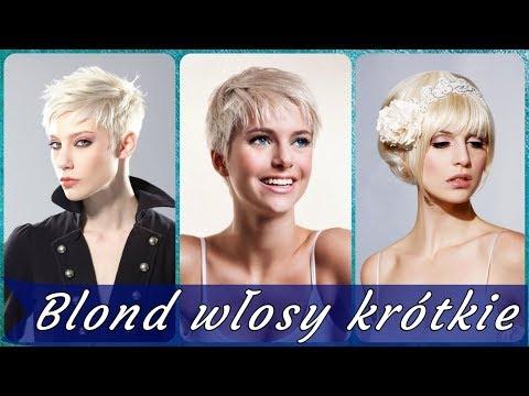 Ranking 20 Najlepszy Krótkie Blond Włosy Fryzury 2019