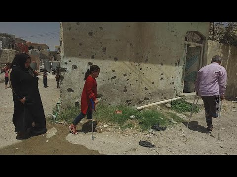 ضحايا العراق البشرية في حربه ضد تنظيم -داعش-  - نشر قبل 36 دقيقة